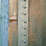 Restoration Hardware inspired height & wood growth chart (3)