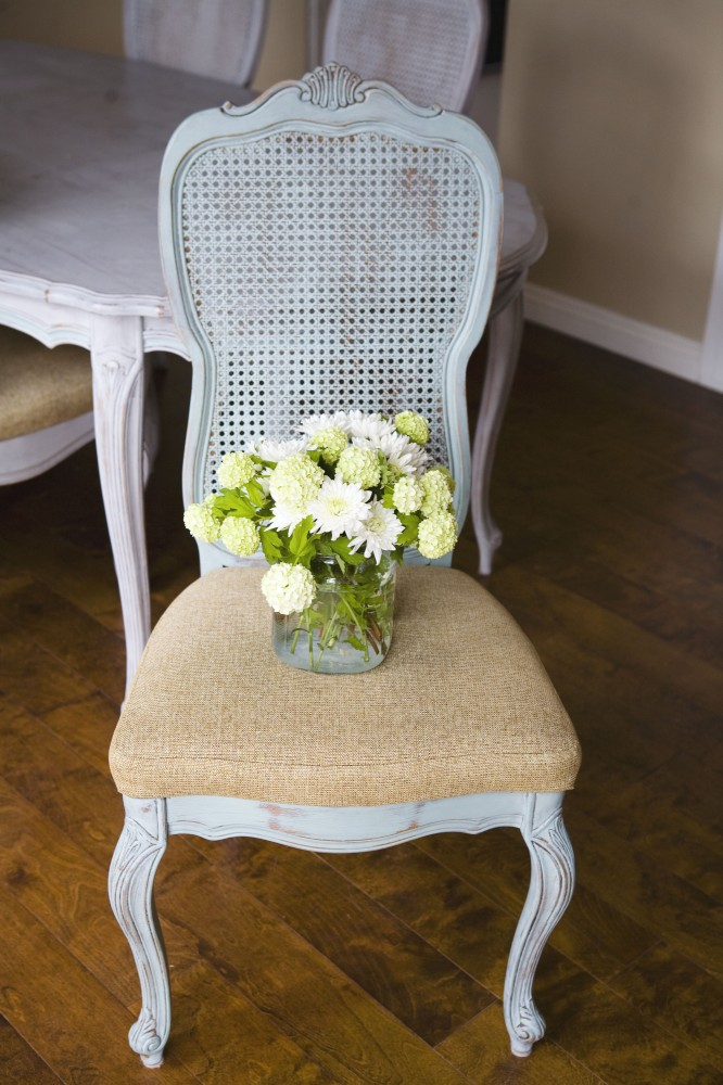 painting cane back dining room chairs