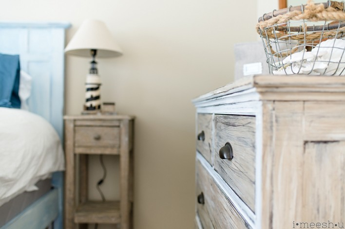 restoration hardware dresser weathered wood