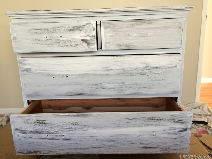 restoration hardware distressed wood finish