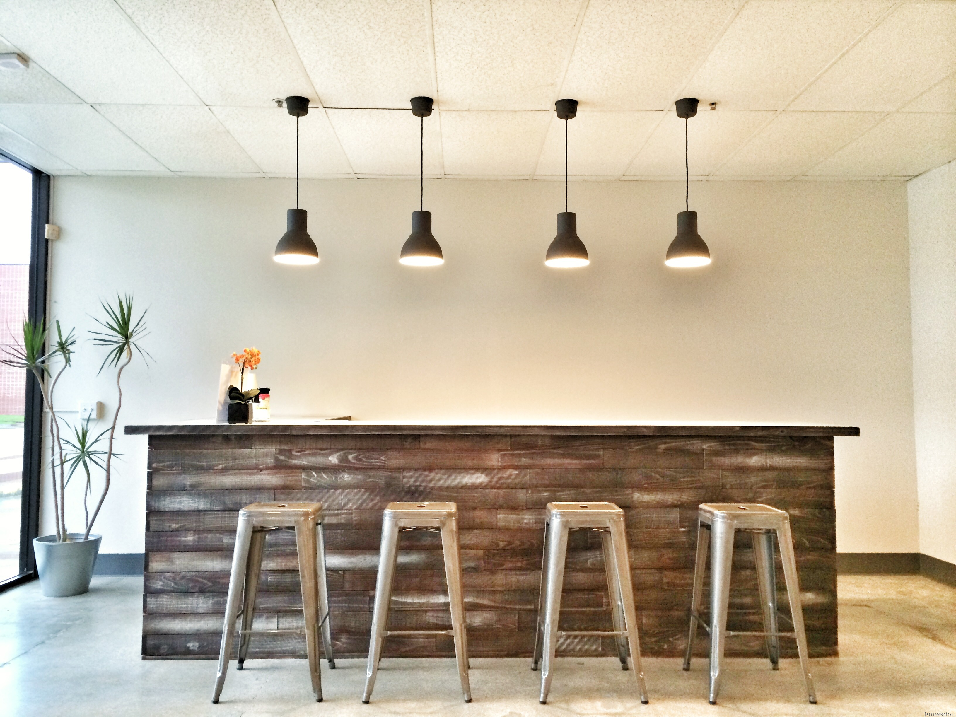 Rustic Furniture Stain Imeeshucom How To Paint And Stain A Bar To Look Like Weathered Wood