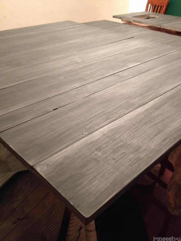matte varnish over annie sloan chalk paint restoration hardware finish