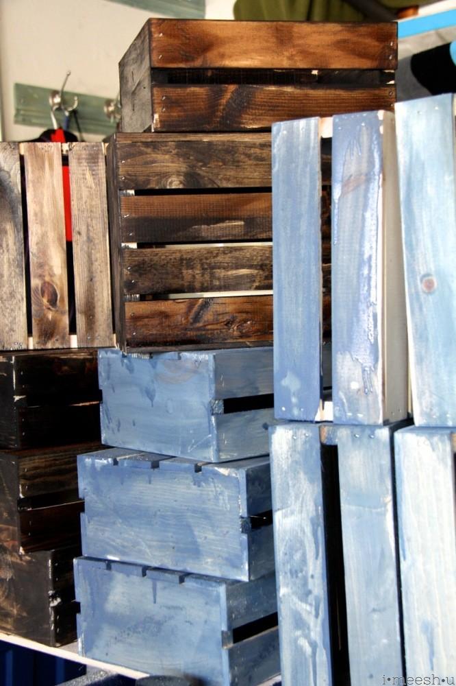 wood-crates-mixwax-chalk-paint