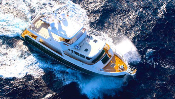 Bella Luna Yacht Charter :: So Cal luxury