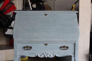 secretary-desk-chalk-paint-imeeshu-detail